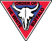 Order of the White Buffalo patch design